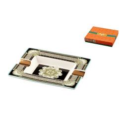 Cigarrenascher Porzellan New Bone China ANGELO Ornament 2 Ablagen