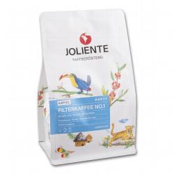 JOLIENTE Filterkaffee No. 1 100 % Arabica 250g