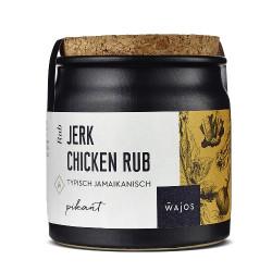 WAJOS Jerk Chicken Rub Würzmischung 55 Gramm