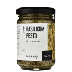 WAJOS Basilikum Pesto Würzmischung 55 Gramm
