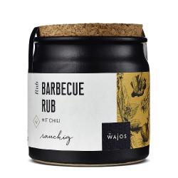 WAJOS Barbecue Rub Würzmischung 55 Gramm