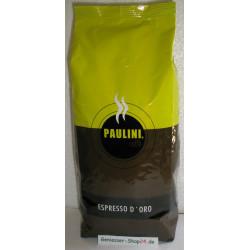 Paulini Espresso d oro 60% Arabica - 40% Robusta