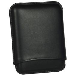 Zigarilloetui Leder MARTIN WESS 8er schwarz