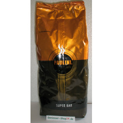 Kaffee Paulini Super Bar - 80% Arabica - 20% Robusta