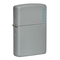 ZIPPO flat grey mit Zippo Logo 60005760