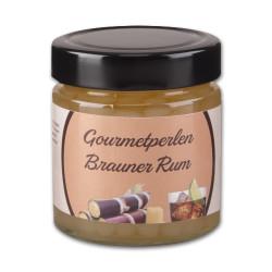 Gourmetperlen LEXXXIR Brauner Rum