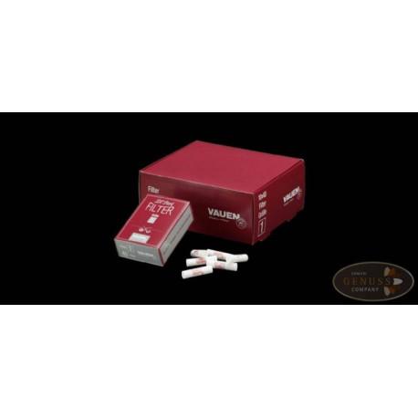 Pfeifenfilter DrPerl Nr 1 rot 40 Stück